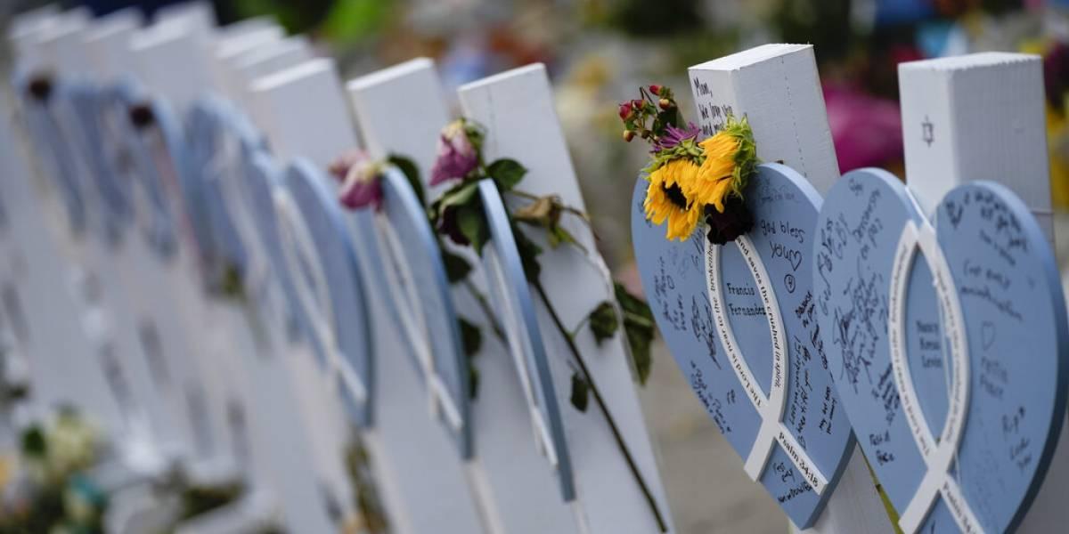 Suben a 94 los muertos por derrumbe de condominio en Florida