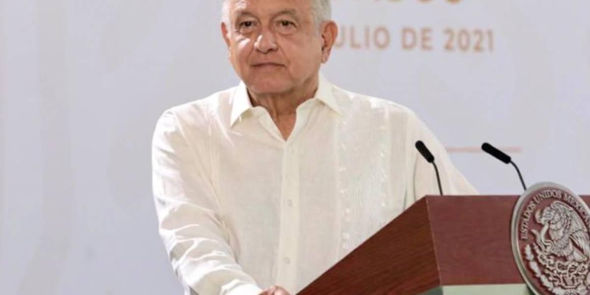 Presidente de México pide terminar bloqueo en Cuba; ofrece medicinas y comida