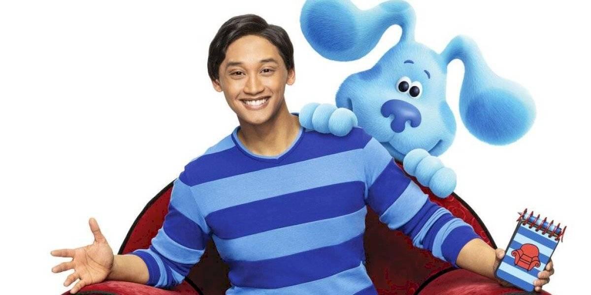 """Nickelodeon celebra 25 años de """"Blue's Clues"""" con una película"""