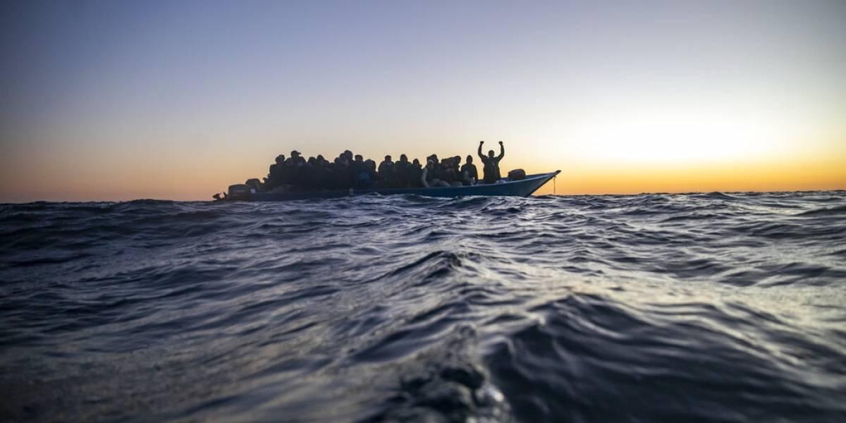 Se duplica cifra de migrantes muertos en mar rumbo a Europa