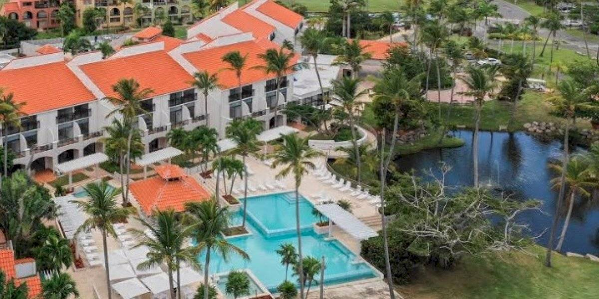 El Wyndham Candelero Beach Resort ahora se llama Wyndham Palmas Beach and Golf Resort
