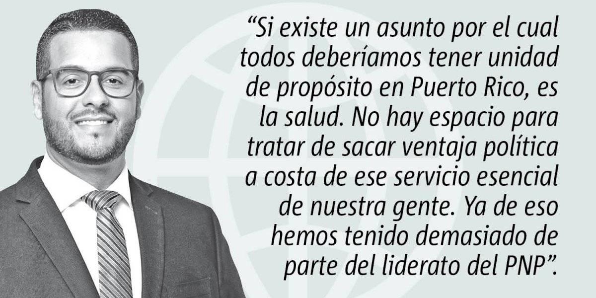 Opinión de Jesús Manuel Ortiz: Con la salud no se juega
