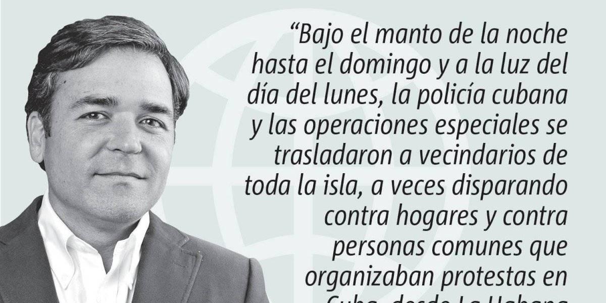 Opinión de Alejandro Figueroa: Libertad para Cuba