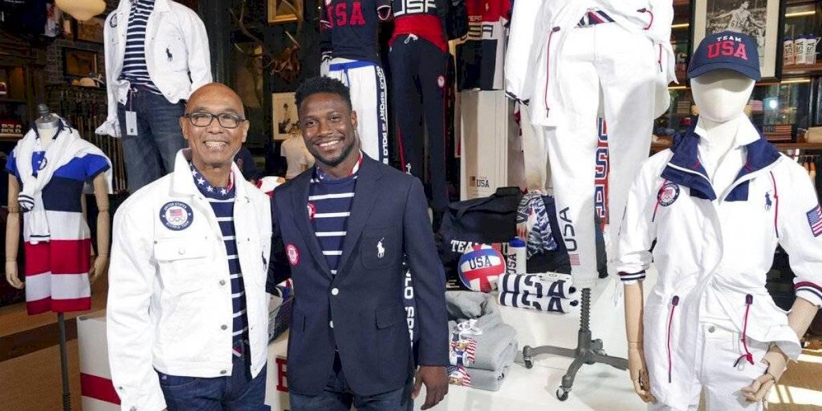 Ralph Lauren diseña uniforme de EE. UU. para las Olimpiadas