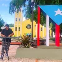 Boricua suena La Borriqueña en 78 pueblos