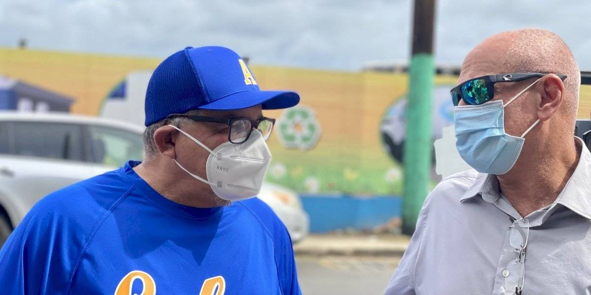 Alcalde de Arecibo pide al DRD titularidad del Estadio Luis Rodríguez Olmo