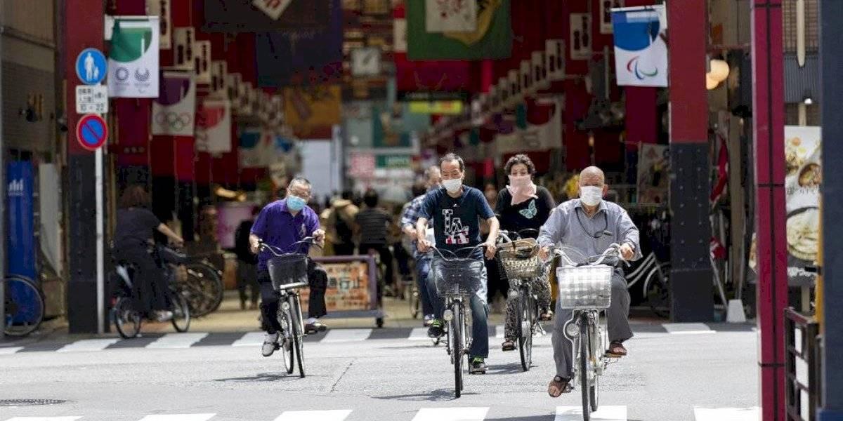 Tokio bate récord de casos de COVID-19 a una semana de las Olimpiadas