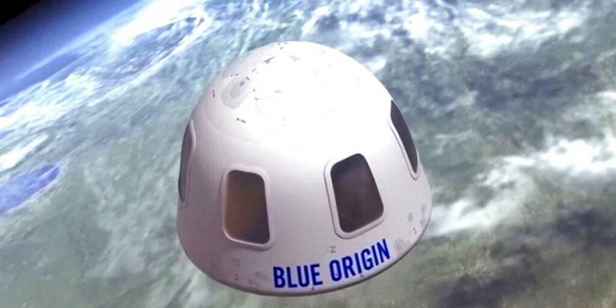 Joven de 18 años estará en el primer vuelo espacial de Blue Origin