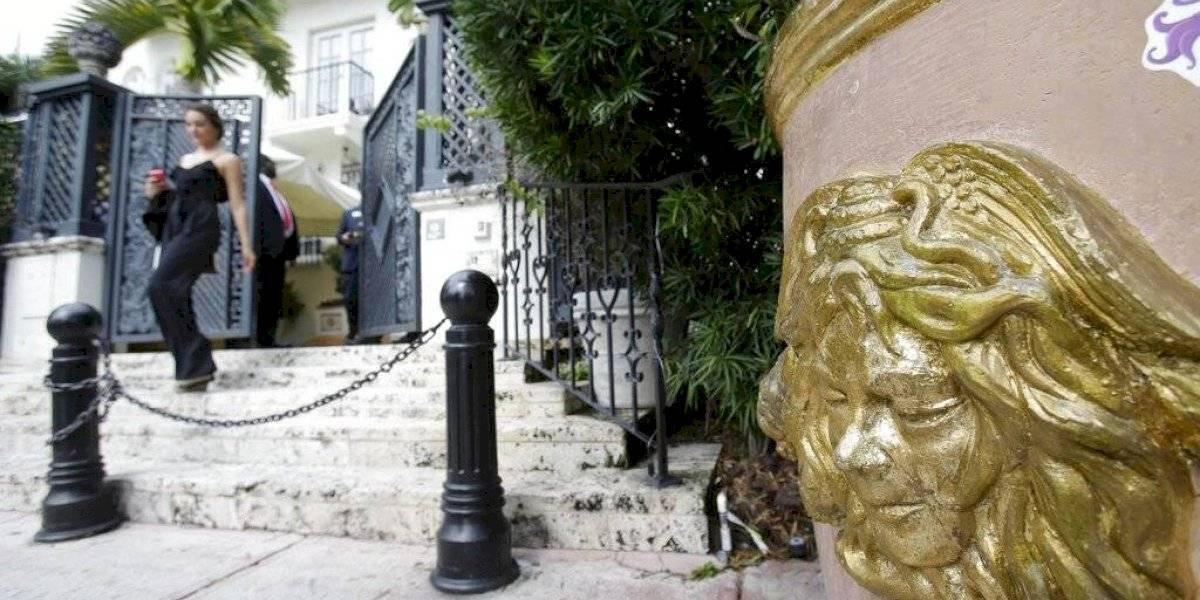 """Policía: """"Doble suicidio"""" en antigua mansión de Versace"""