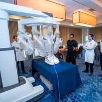 Nuevo modelo de cirugía robótica en el Hospital del Centro Compresivo de Cáncer UPR