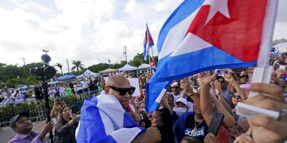 """Gente de Zona sobre Cuba: """"Es el pueblo el que está marchando"""""""