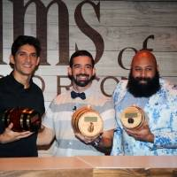 Jorge Buch gana final del  Rums of Puerto Rico Cocktail Derby 2021