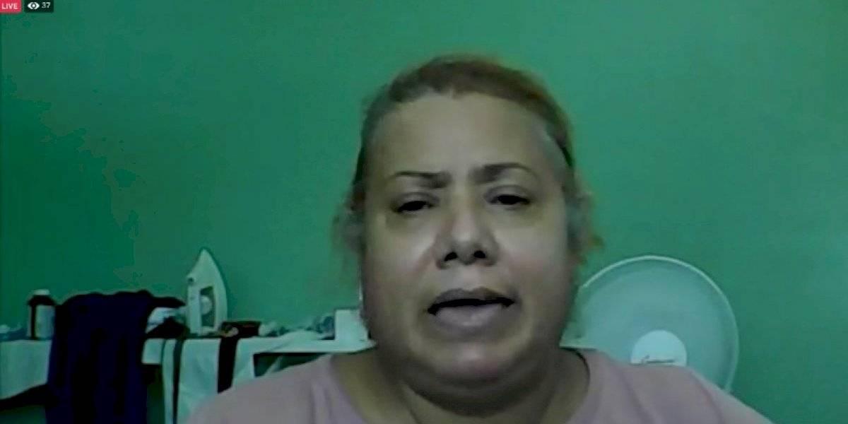 Nonagenaria es agredida a machetazos por una mujer en Ponce y hace 'Facebook Live' para evitar su arresto