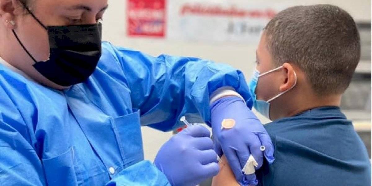 Guardia Nacional no vacunará a menores de 18 tras error de vacunar personas con menos de 12 años