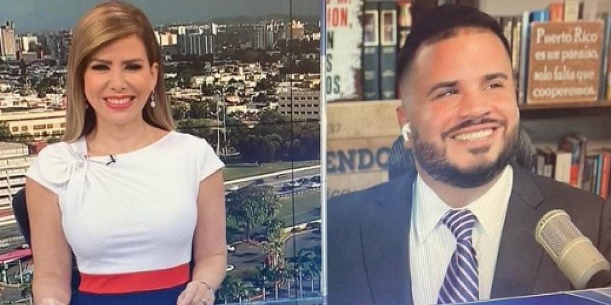 Zugey Lamela envía mensaje de despedida a Jay Fonseca