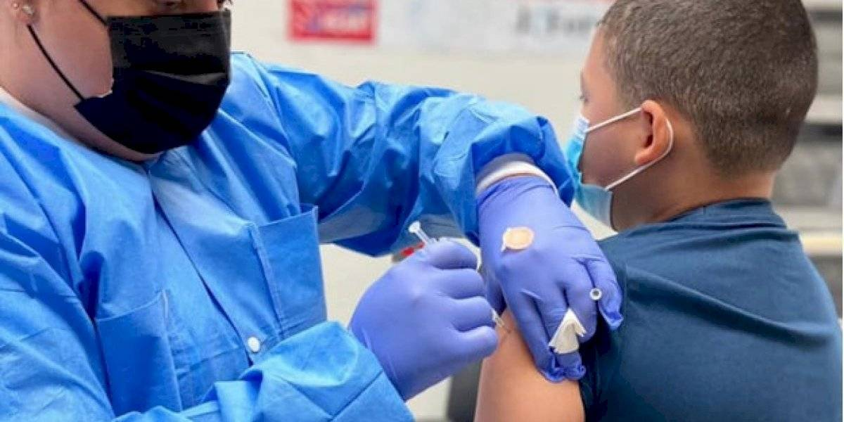 Buscan vacunar estudiantes en pueblos de la montaña ante inicio del año escolar