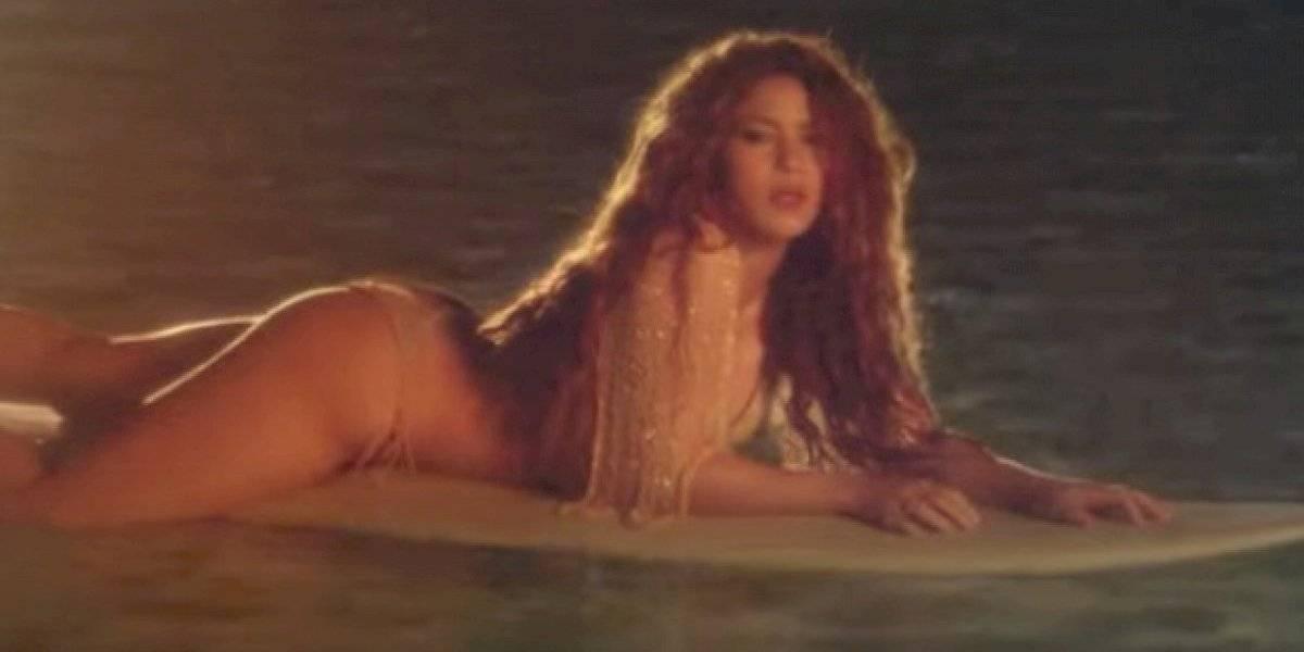 """Shakira estrena su canción """"Don't wait up"""""""