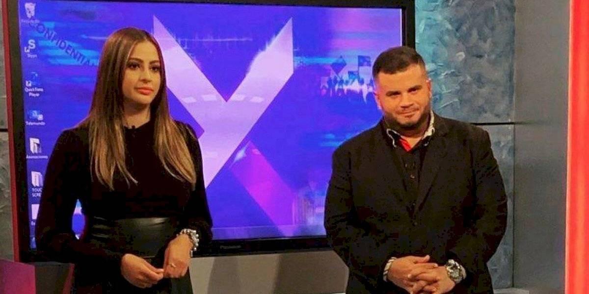Tatiana Ortiz envía emotivo mensaje a Jay Fonseca ante su salida de Telemundo