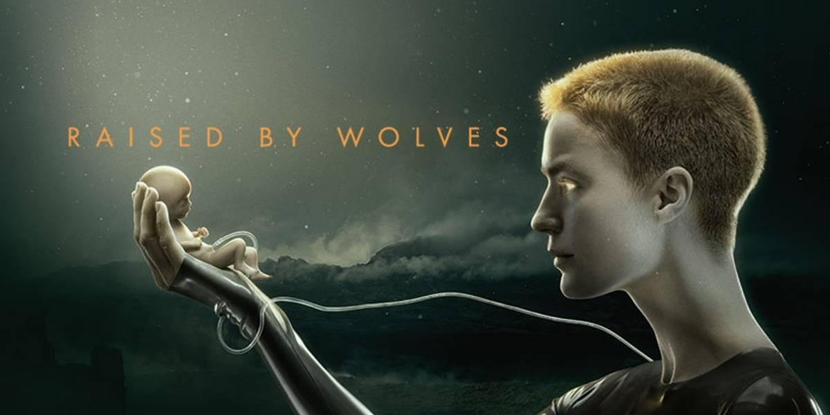 """""""Raised by Wolves"""": la serie de ciencia ficción que tienes que ver en HBO Max"""