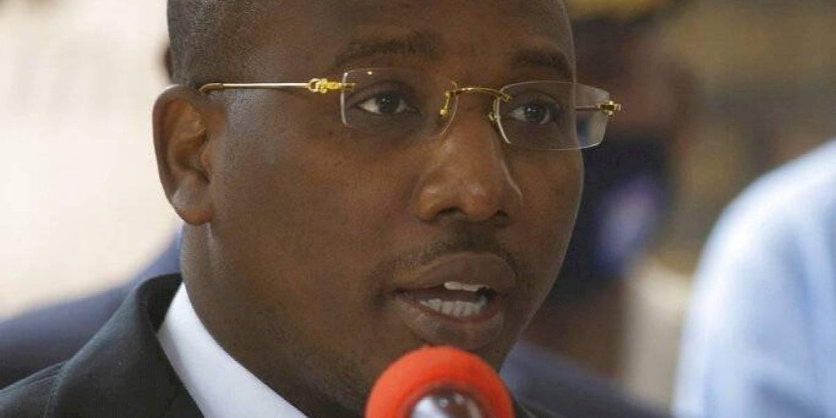 Diplomáticos parecen desairar a gobernante interino de Haití