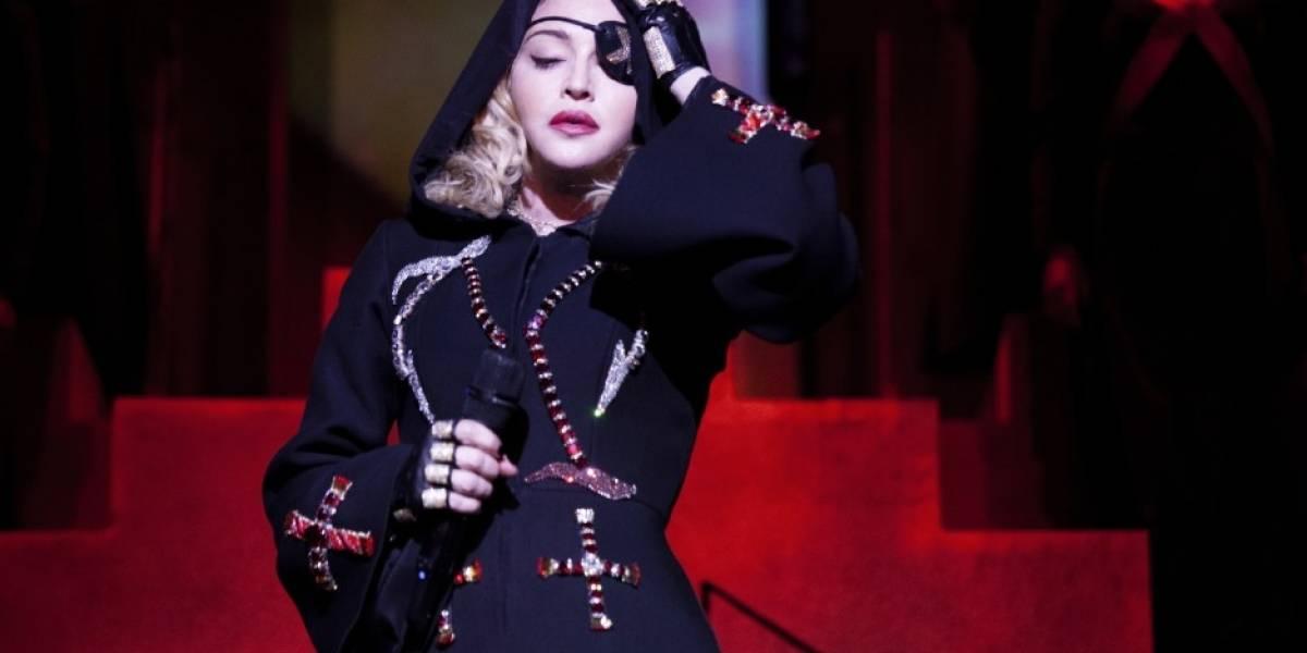 Anuncian el estreno del documental 'Madame X Tour' de Madonna