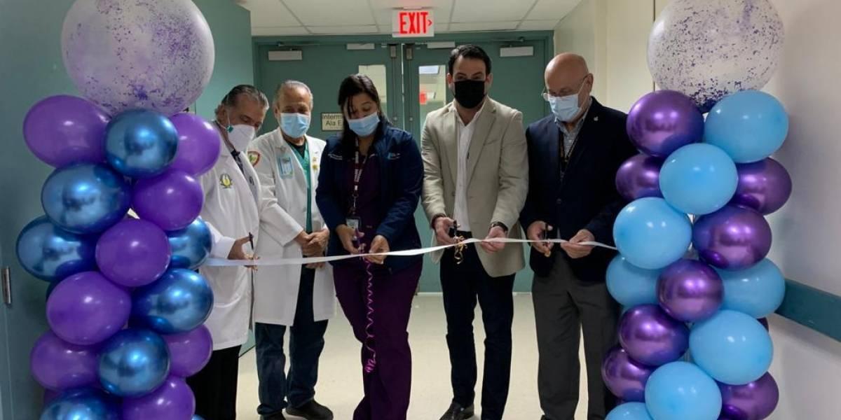 Inauguran Centro de Rehabilitación del Hospital de Trauma de Centro Médico