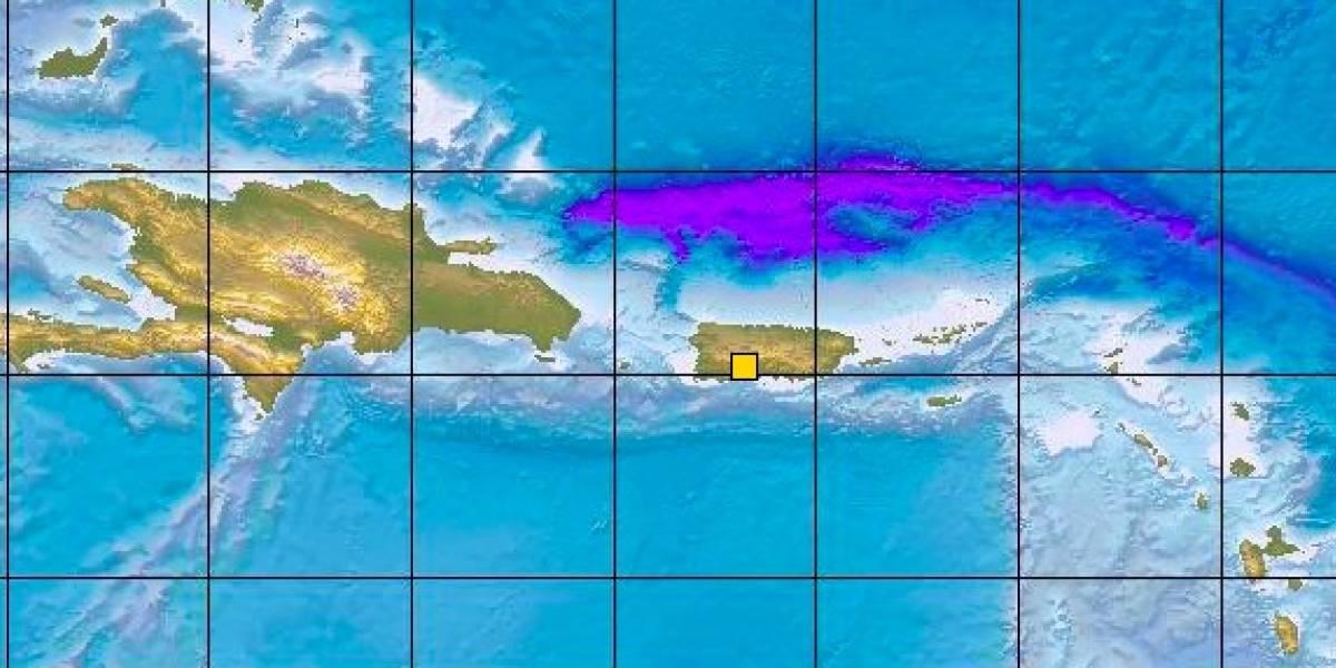 Reportan temblor de 4.11 en zona Sur Central de Puerto Rico