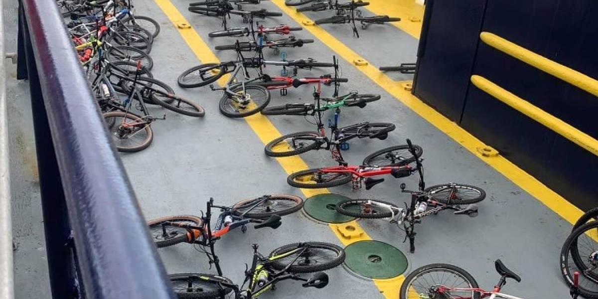 Director de ATM dice que viaje para ciclistas es el primero de varios para reactivar turismo deportivo