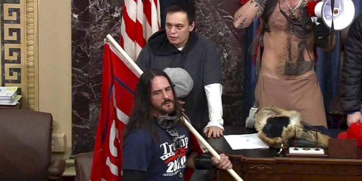 Hombre que irrumpió en Capitolio se enfrentará hoy a sentencia