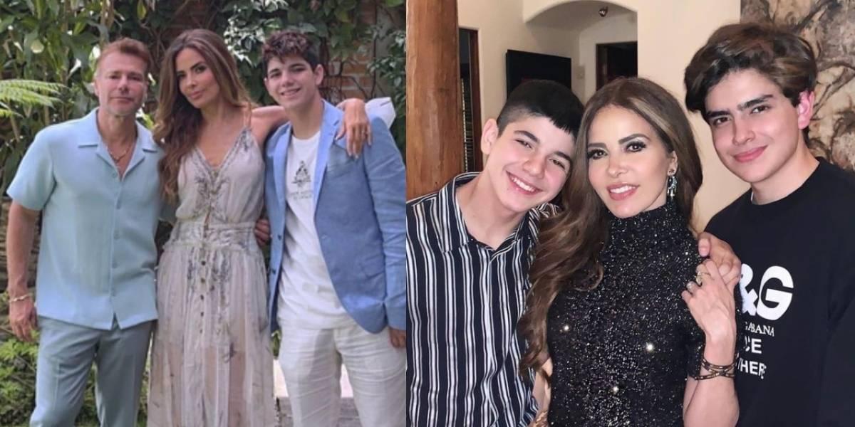 Hijo de Gloria Trevi sorprende con su transformación en recientes fotos