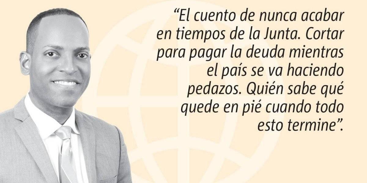 Opinión de Julio Rivera Saniel: Los estamos matando