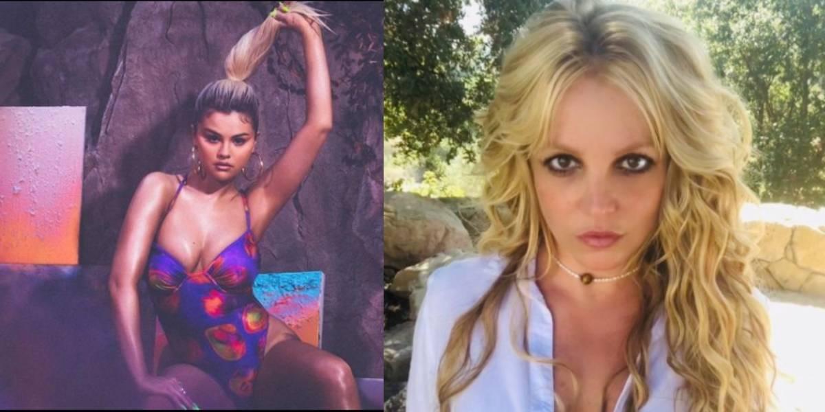 El gesto de Selena Gomez a Britney Spears que demuestra su apoyo en la batalla con su papá
