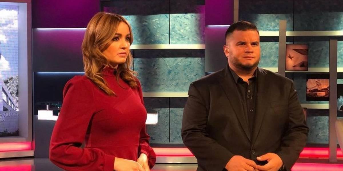 "Valeria Collazo responde mensaje de Tony Mojena tras primer programa de ""Rayos X"""