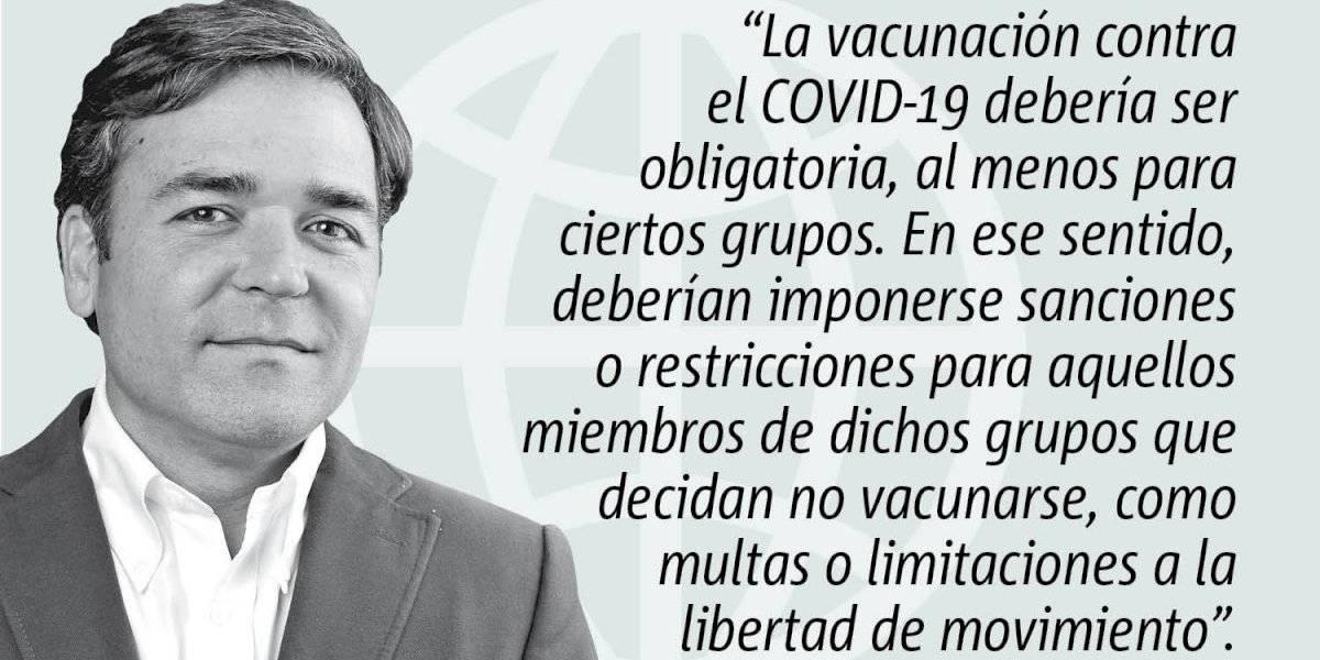 Opinión de Alejandro Figueroa: Vacunación obligatoria