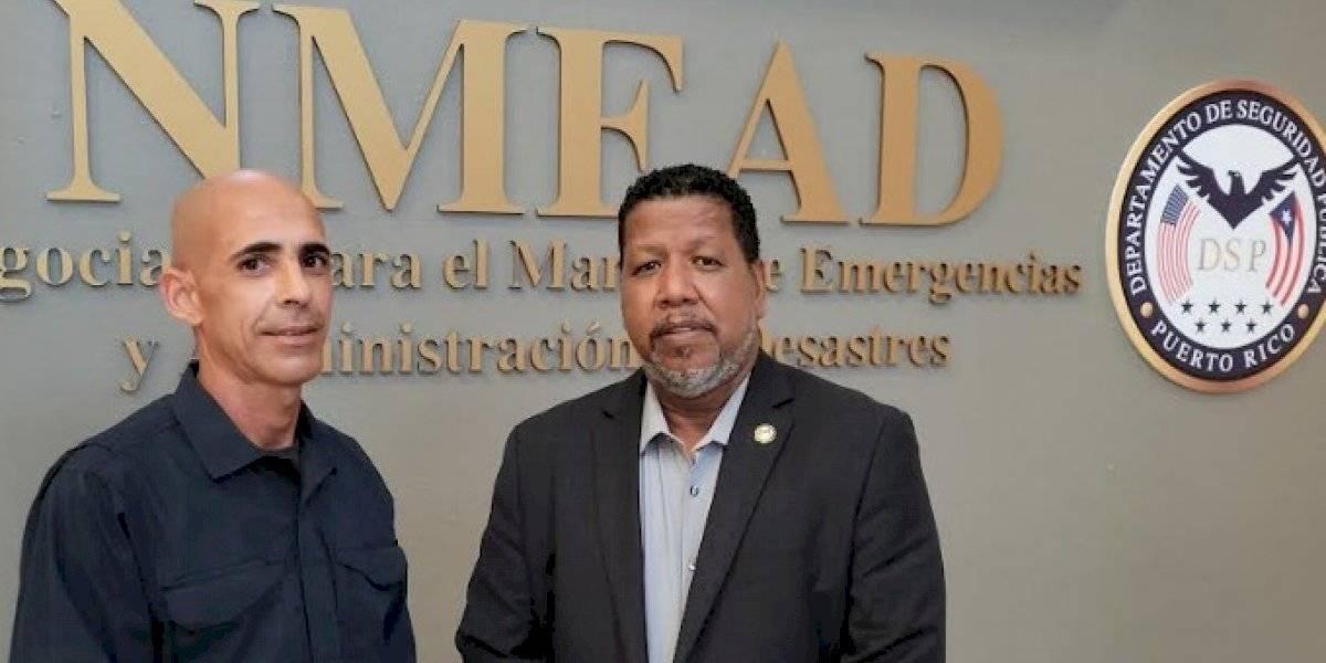 Negociado para el Manejo de Emergencias nombra nuevo coordinador de búsqueda y rescate