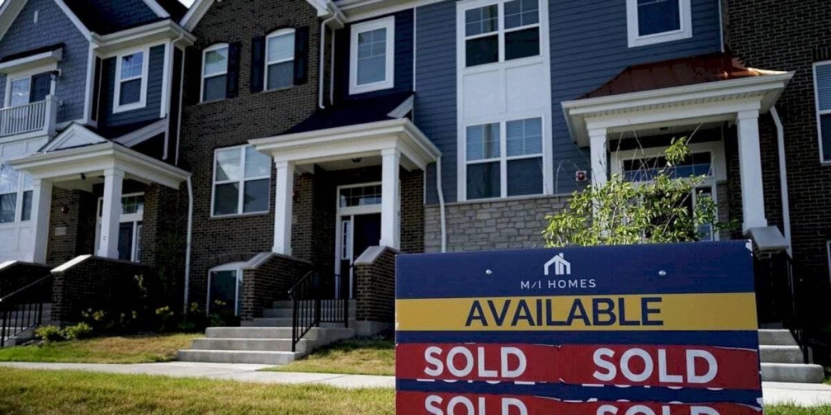 Aumenta la construcción de casas en Estados Unidos