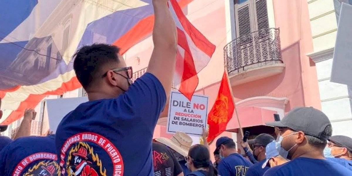 Bomberos enfrentarán a la Junta de Control Fiscal