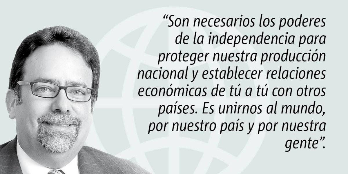 Opinión de Denis Márquez: Un nuevo modelo económico