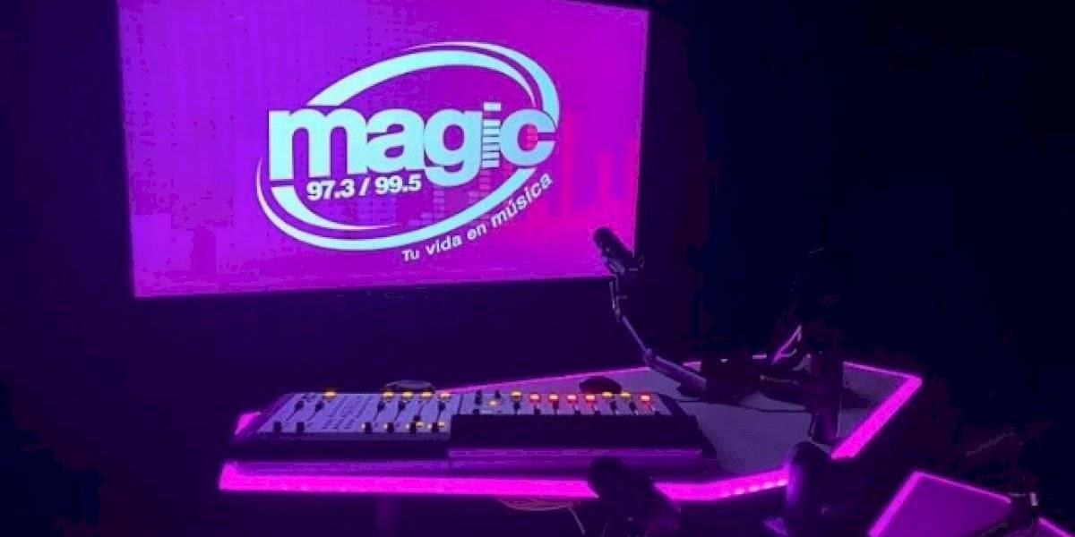 Emisora Magic celebra su aniversario número 18
