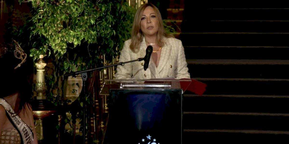 Sonia Valentín se une a Miss Universe P. R. como productora ejecutiva de los shows de TV