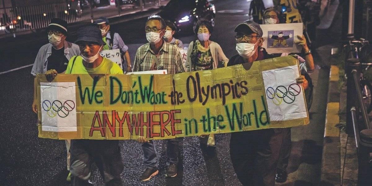 """Tokio y los Juegos Olímpicos: """"No estamos preparados"""""""