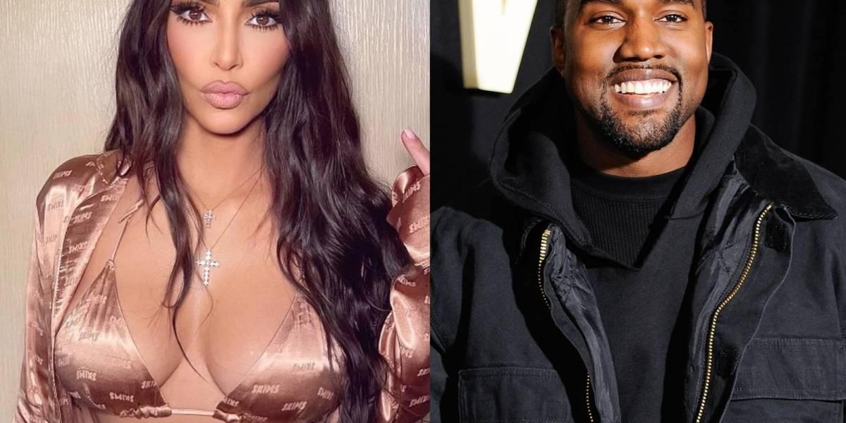 Kanye West hace duras críticas a su vida con Kim Kardashian con este tema