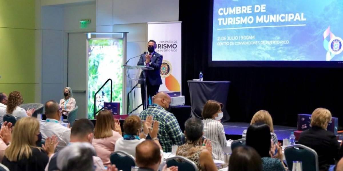 Celebran cumbre de turismo municipal enfocada en desarrollo económico