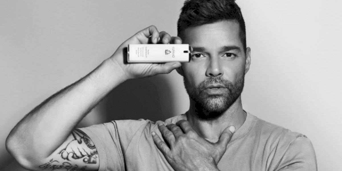 Ricky Martin muestra vídeo de su entrenamiento previo a presentarse en vivo