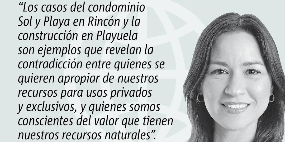 Opinión de Rosa Seguí: Nos roban las playas