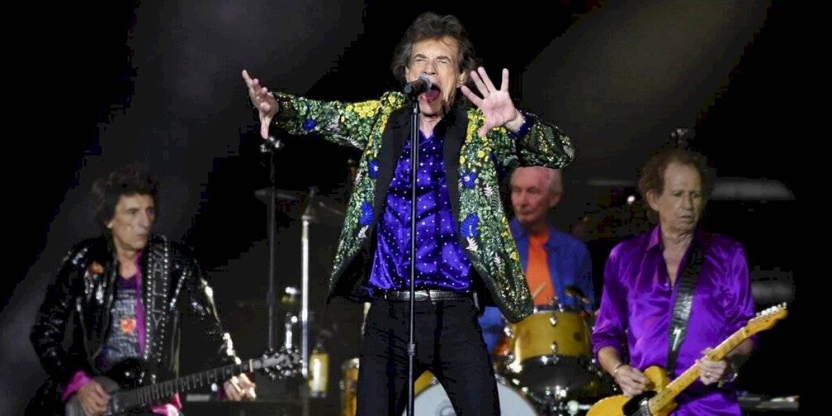 Los Rolling Stones relanzan su gira por EE. UU.