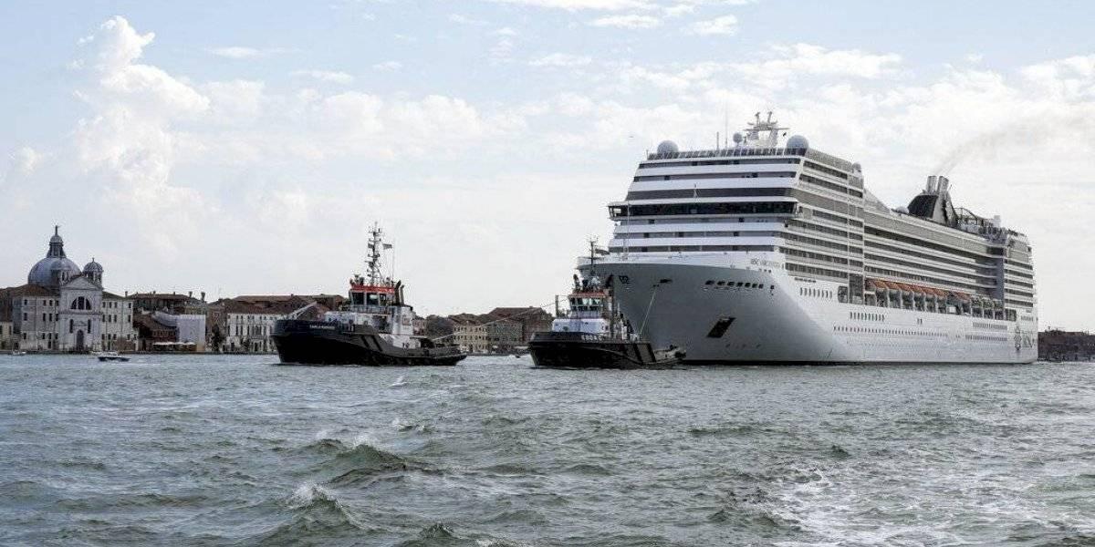 Venecia podría ser catalogada patrimonio mundial en peligro