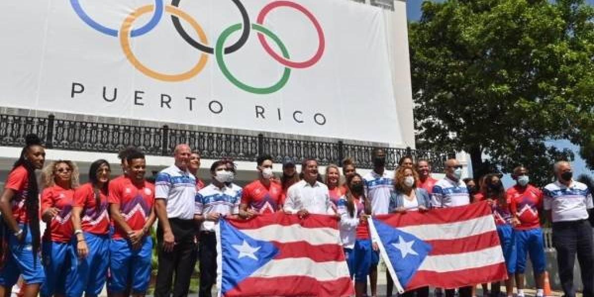 Cuándo compiten los atletas de Puerto Rico en las Olimpiadas