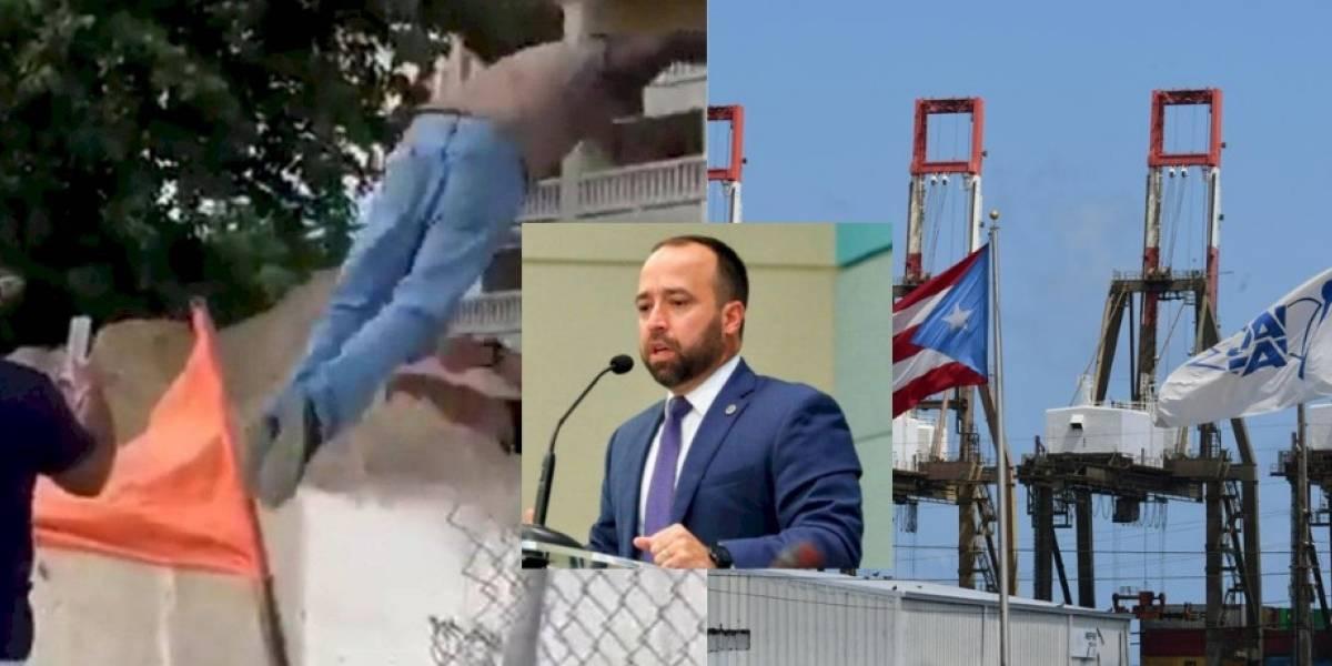 Paro de camioneros y conflicto en Rincón acechan confirmación de Omar Marrero