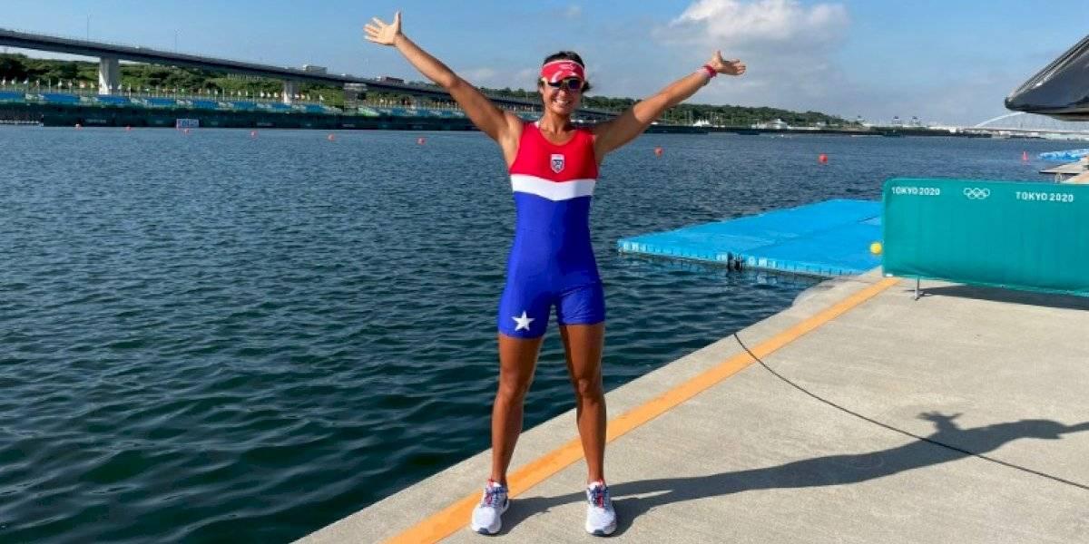 Remera Verónica Toro será la primera atleta boricua en competir en los Juegos Olímpicos 2020